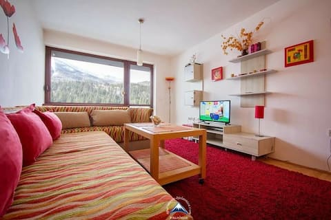 Bjelasnica Top Apartment with Parking & Great View