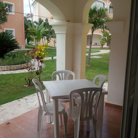 Quaint 1 bedroom in El Dorado - Punta Cana - Apartamento
