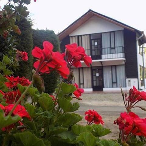 Hotel Cabanas Refugio Del Cerro