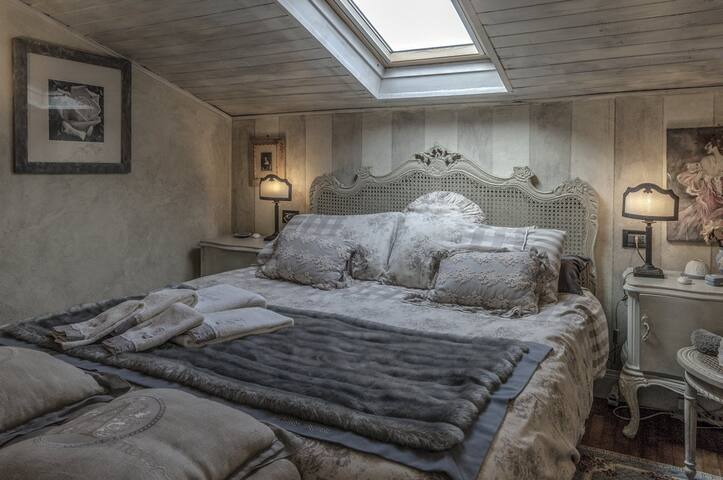 Casa Elisabetta3: Nice and charming bedroom.