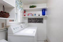 First Laundry Room
