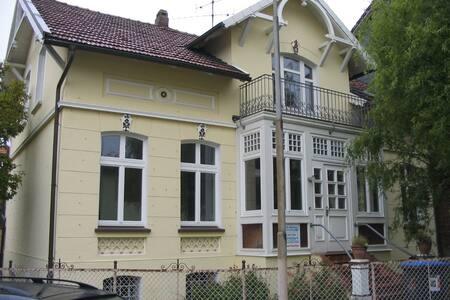 Jugendstilvilla nahe Stadtzentrum und Seenplatte - Mölln