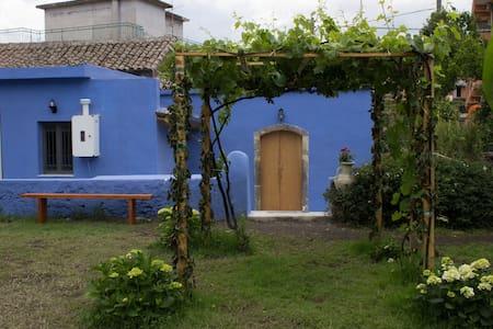 Casa singola con splendido giardino - Giarre
