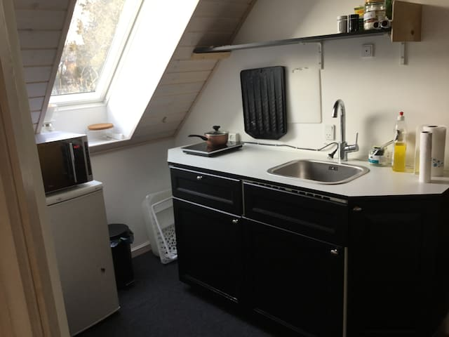 2 room new flat near Copenhagen.