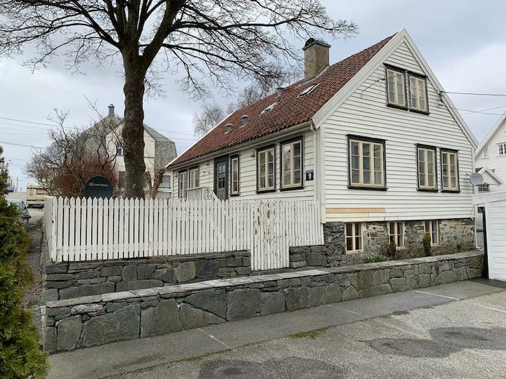 Koselig leilighet på Bakerøy til leie, Haugesund