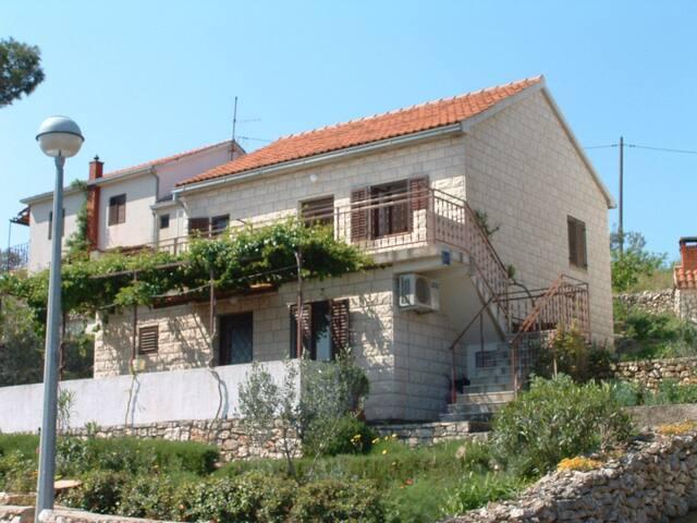 Appartamento Bon A1(4) Milna (Brac), Isola di Brac