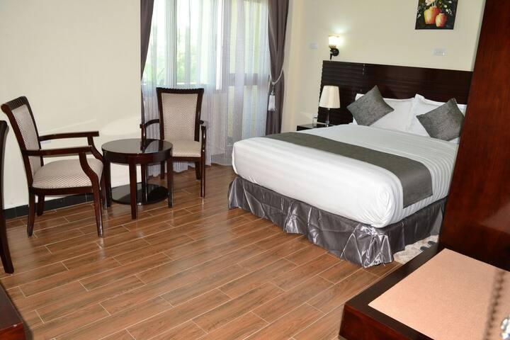 Delano Hotel Deluxe Double Room