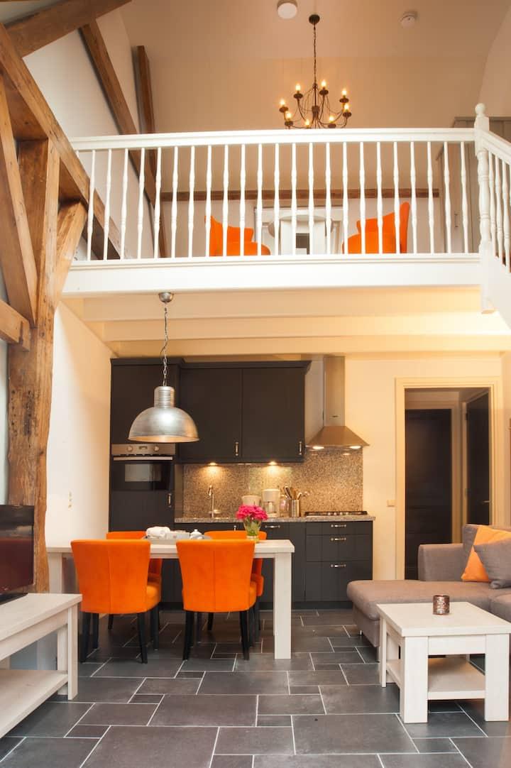 Appartement Kievit & Tureluur