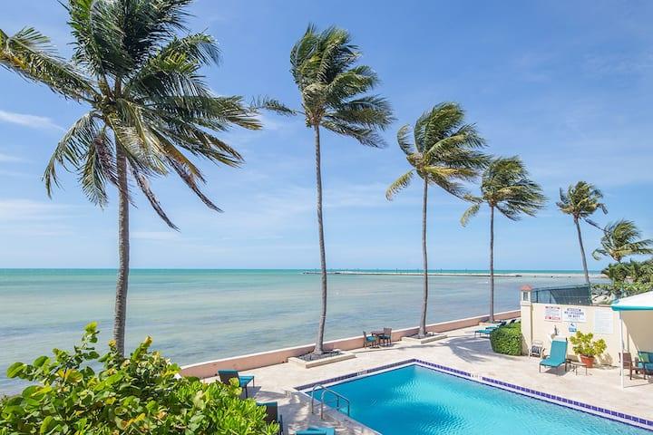 Beach Club Ocean Front 2BR Condo
