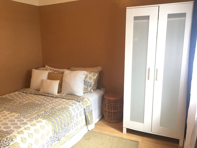 Cozy little room for NJ or NYC visit - Newark - Hus