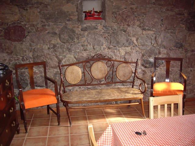 Casa  campo con vistas mar y cumbre - El Albercon - Casa