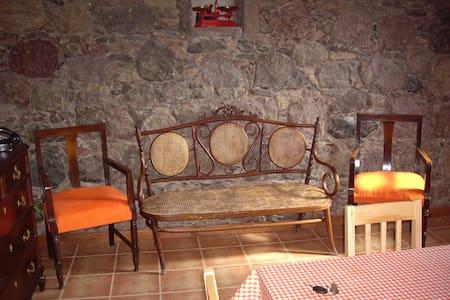Casa  campo con vistas mar y cumbre - El Albercon