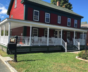 Trainmasters Inn - Palmer - Bed & Breakfast
