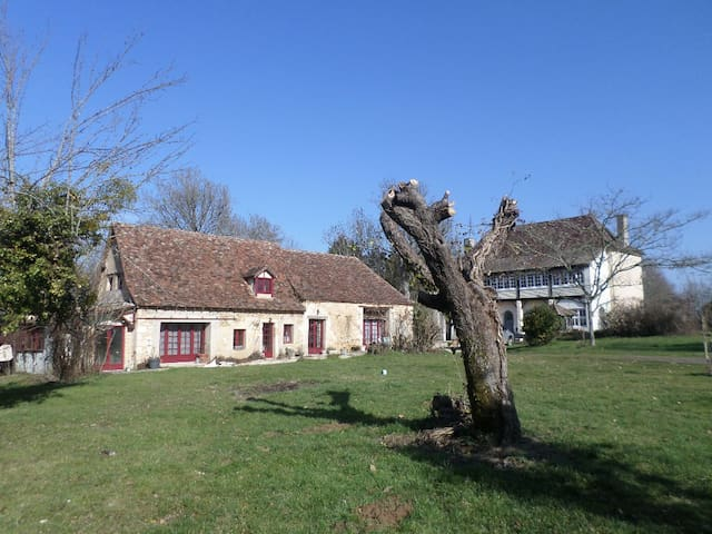 gite de la foret - Queyssac - House