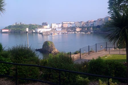Luxury gd floor holiday apartment - Tenby - Apartamento