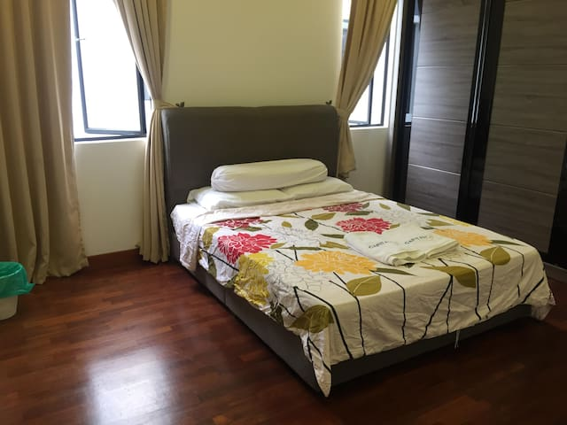 Private Bedroom at Exclusive Residential Area 2