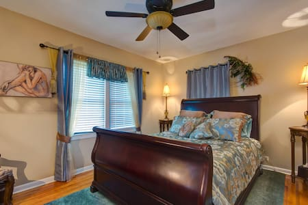 Bed and Breakfast in the Ozark Mountains - Bed & Breakfast