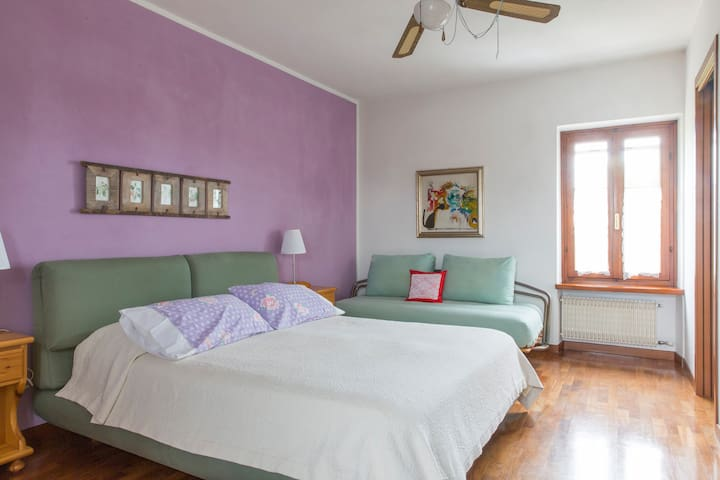 B&B in the countryside near Verona - Villafranca di Verona - Penzion (B&B)