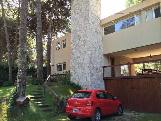Casa Mardin Pinamar Norte a 6 cuadras de CR - Pinamar - Talo