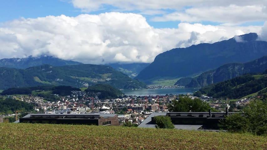 Erlebe Luzern in deiner eigenen Wohnung!