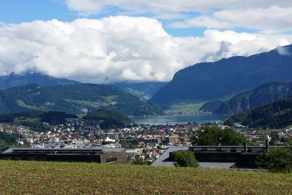 Top 100 Airbnb Rentals 2017 in Luzern, Switzerland