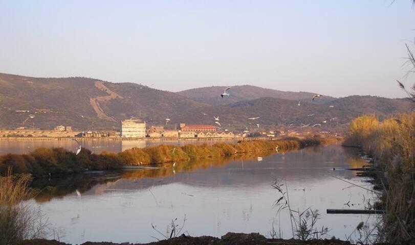 """Wohnung """"Bella Vista"""" im Zentrum Orbetellos - Orbetello - Daire"""