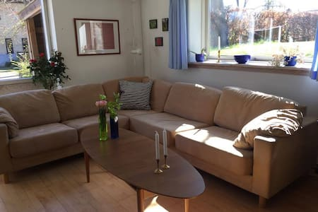 Cosy apartment in quiet, green area close to Cph.