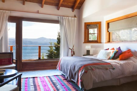 LAKE & VIEW STUDIO + BEACH ACESS NEAR LLAO LLAO - San Carlos de Bariloche - Apartment