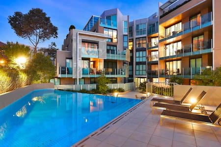 Oasis in Melbourne - with Pool