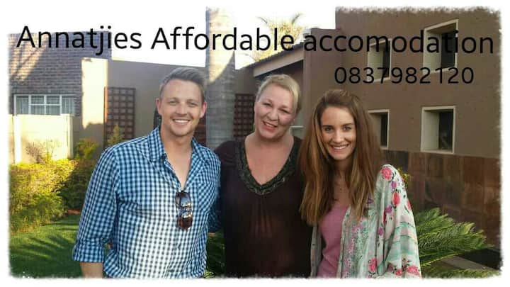 Annatjies Affordable Accomodation