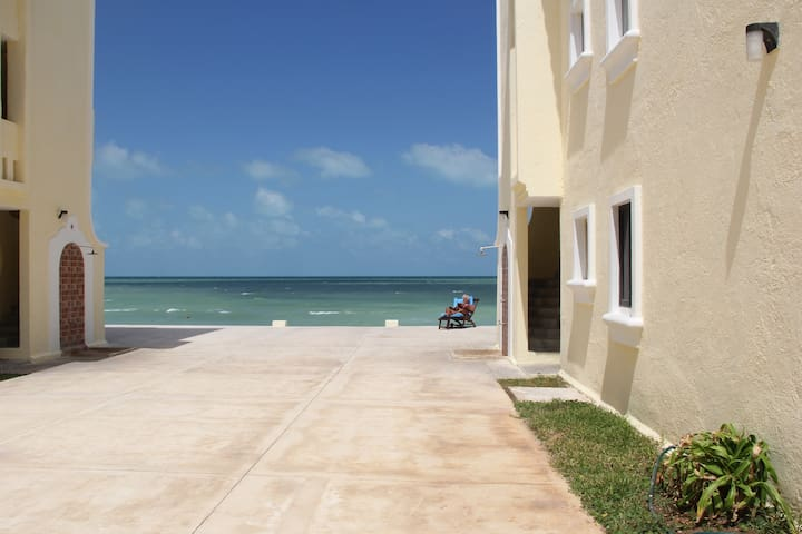 Precioso departamento frente al mar!! - Merida - Appartement