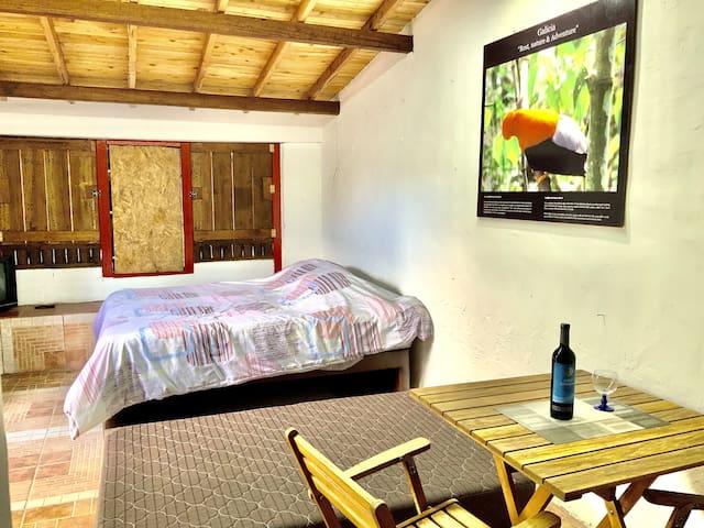 Compostela cabaña privada (private cabin for rent)