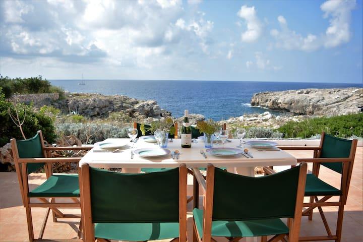 Villa Feliz - sleeps 6 -Binibeca Menorca