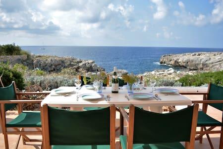Villa Feliz - sleeps 6 -Binibeca Menorca - Binibequer - Villa