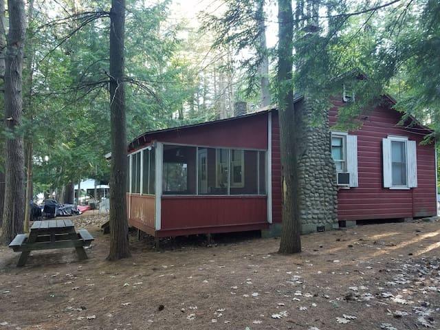 Tall Pine Cabin