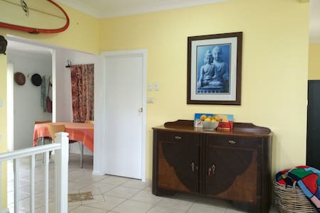 Relaxed beachy townhouse - East Ballina
