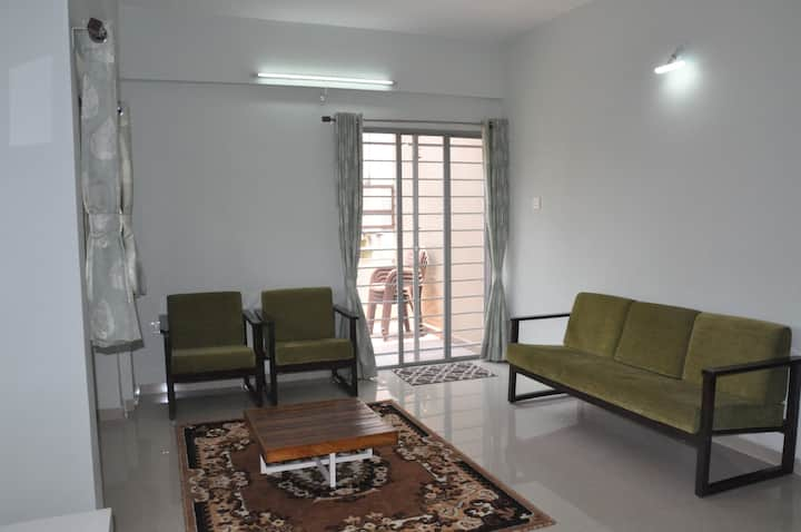 Chandralok Deluxe Apartment 501