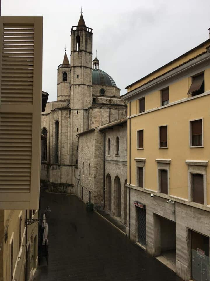 Via D'ancaria 18 vicino Piazza del Popolo