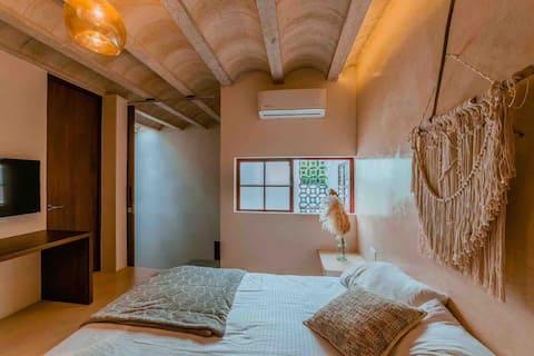 Nueve Musas apartamento sencillo 2