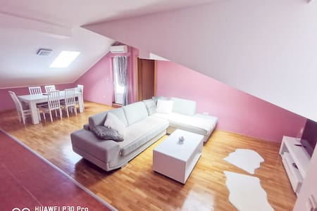 Nov dvosoban apartman 90m² Centar, Japanski vrt