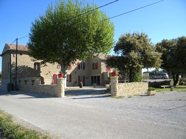 La Grangette your family house in Provence !