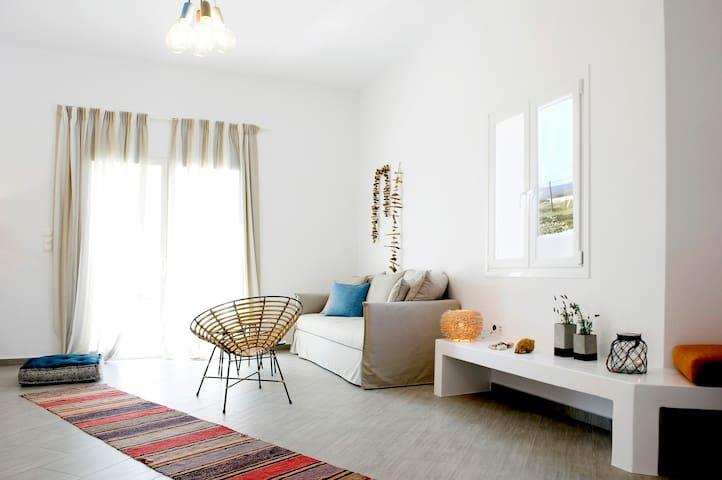 Milis Guesthouses II - Milos - Haus