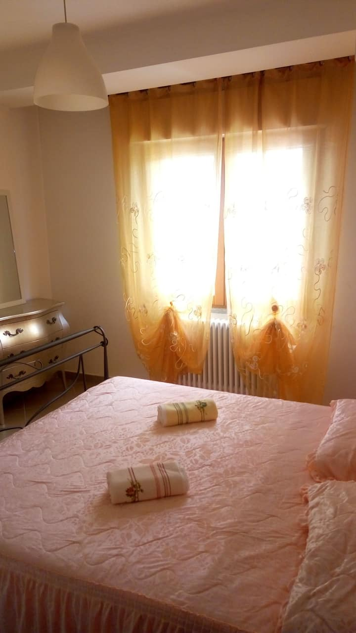 Appartamento raggiante