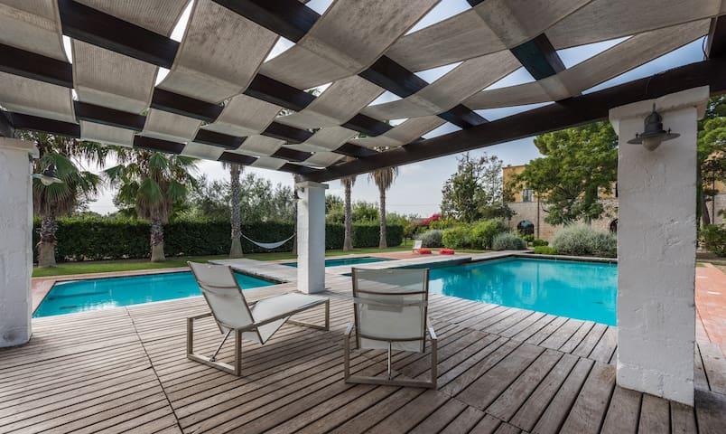 villa Carcano - La Terrasse - Trani - Villa