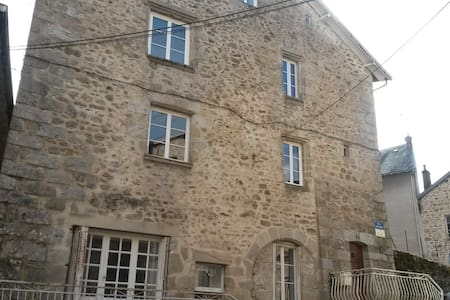 Townhouse St Jacques, heart of medieval Eymoutiers - Eymoutiers