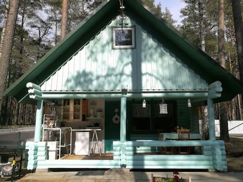 Summer cottage with sauna in Võsu