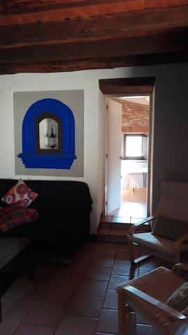 Mas Campolier. Apartament familiar La Garsa - Sant Jaume de Llierca - Pis