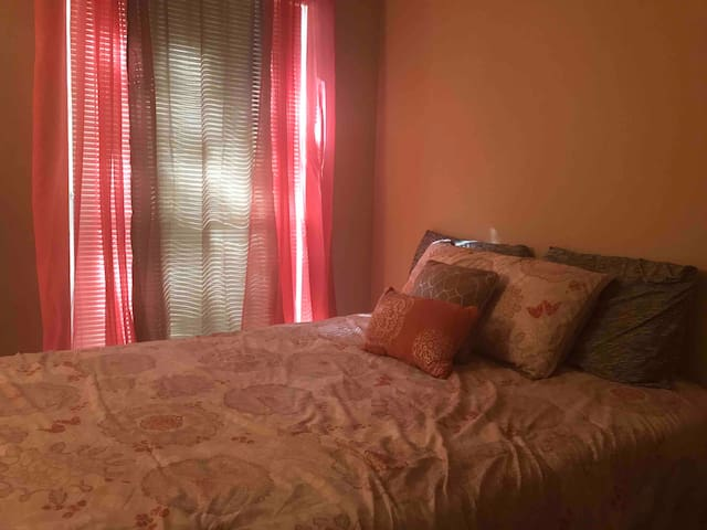 Beautiful bedroom by Shelby farms