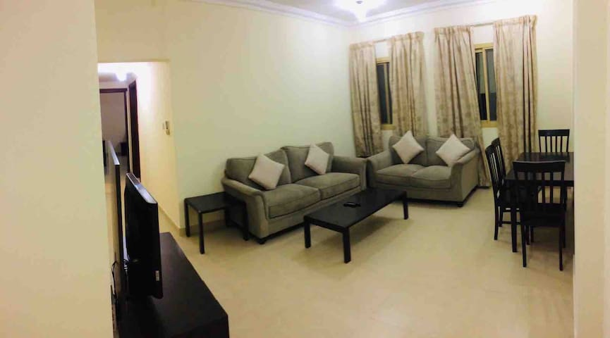 2BHK $74.     Al saad Shop Central TGI's RESIDENCE