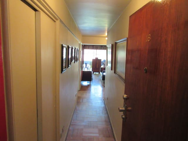 Alojamiento Pedro de Valdivia con Providencia